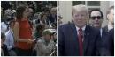 """Trump, a una periodista: """"Sé que no estás pensando. Nunca lo haces"""""""