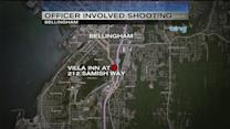 Man Opens Fire On Two Police Officers