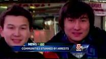 Neighbors shocked by new marathon bombing arrests