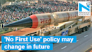 India's no first use nuclear policy may change in future: Rajnath Singh
