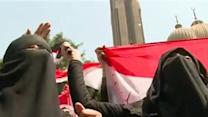Muslim Brotherhood to Continue Protesting in Egypt