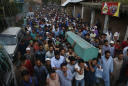 Rebels ambush police in Indian-held Kashmir, killing 4