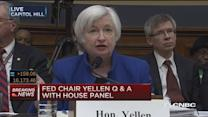 Yellen: Rates on excess reserves critical tool