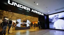 Under Armour Loss Less Than Feared; Stock Clears Key Hurdle