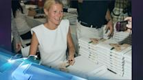Author slams Gwyneth Paltrow over book signing security guards