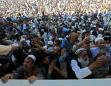 Afghans jostling for visas to Pakistan spark stampede, killing 15