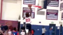 LeBron James Jr. Scores First Dunk In School Game As Dad Watches