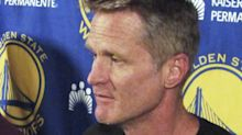 Steve Kerr's suffering is hard to watch, harder to live