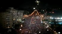 Egypt on Edge With Dueling Demonstrations in Cairo
