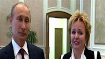 Russian President Putin Announces Divorce