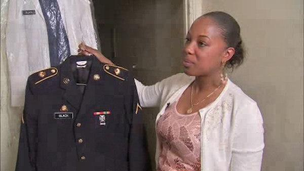 Army's 'Invisible soldier' not paid for duty