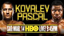 Road to Kovalev-Pascal: Full Show