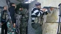 Syria On Alert Over Chemical Weapons Threat