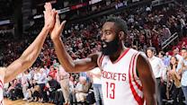 Harden's Career-High 51 Points