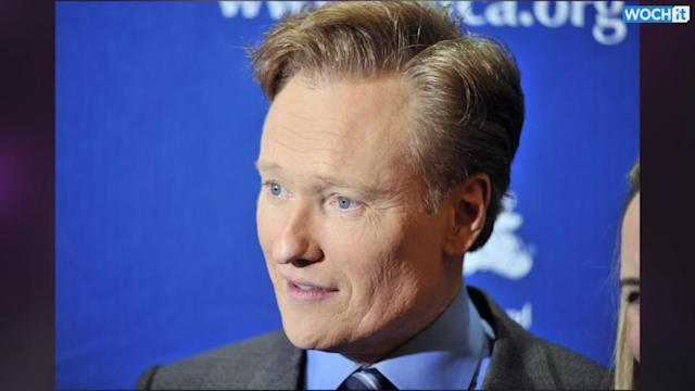 Conan O'Brien's 'Conan' Talk Show To Stay At TBS Through 2018