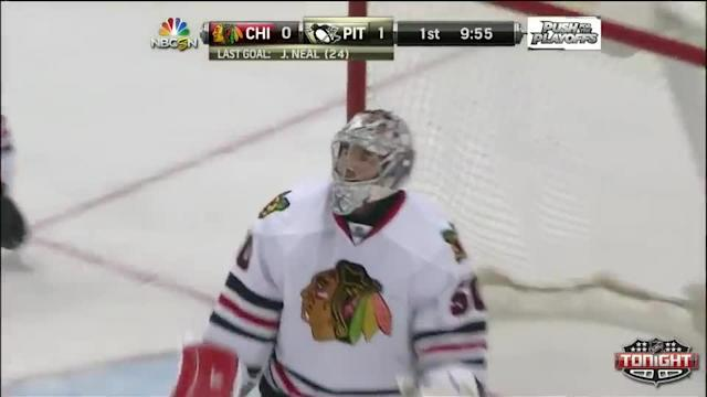 Chicago Blackhawks at Pittsburgh Penguins - 03/30/2014