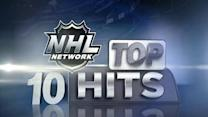 NHL - Top 10 Hits 01/31/2014