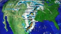 Record Rain and Deadly Floods in Plains States