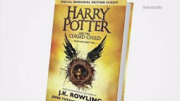 'Harry Potter and The Cursed Child' script to hit shelves...