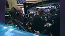 Stocks Edge Higher For First Time In Days