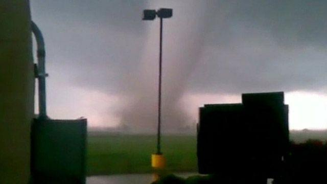 Storm chaser says tornado is 'above average'