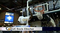 UC Davis Comes Back From 10 Points Down To Claim Big West Conference Title