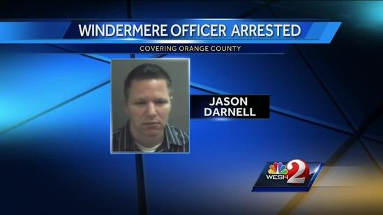 Windermere officer arrested after FDLE investigation