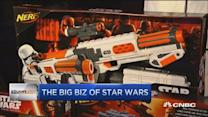 The big biz of 'Star Wars'