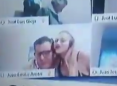 'I'm very ashamed': Argentine lawmaker suspended after kissing woman's breast during virtual session of congress