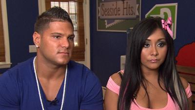Snooki Talks Car Crash And Ronnie Talks Fighting With The Situation