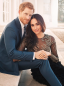 Prince Harry and Meghan Markle just released their official engagement photos — take a look