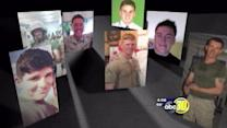 U.S. Marine's lose 2 colleagues in shooting