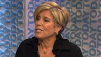 Suze Orman: 'Be Conservative' With Spending