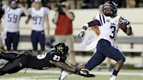 Ole Miss stuns Vandy in SEC thriller