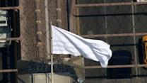 NYPD: No link to terrorism for white flags on Brooklyn Bridge
