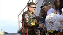 Tony Stewart Returns From the Sidelines to Race Again