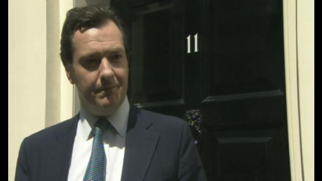Osborne: Bank of England guidance to support economy