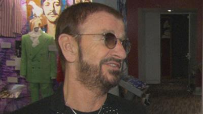 Ringo Starr Talks The Beatles Memorabilia Tour And Performing On 'The Ed Sullivan Show'