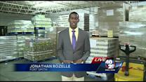 Food stamp cuts pressure local food banks