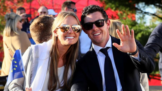 Rory get married in lavish ceremony in Ireland