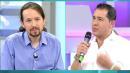 """""""Me da un poco de vergüenza presumir"""": la pregunta que descolocó a Pablo Iglesias"""