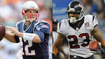 Could Brady or Foster win MVP?