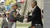 Defense Secretary Hagel to Cadets: 'Stamp Out Scourge of Sexual Assault'