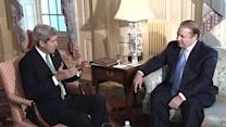 Kerry meets with Pakistani Prime Minister Sharif in Washington