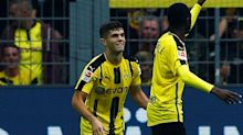 Christian Pulisic scores in second straight start for Borussia Dortmund