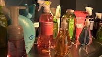 """Living more """"green"""" with household products"""