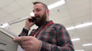 Kmart employee gives emotional announcement before the store closed permanently