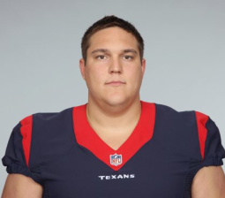 Texans lose expected rookie starter at center for season with ankle injury