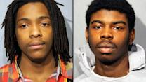Alleged gang members charged with killing of inaugural performer
