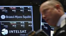 Bristol-Myers lung cancer delay slams shares, keeps Merck in lead